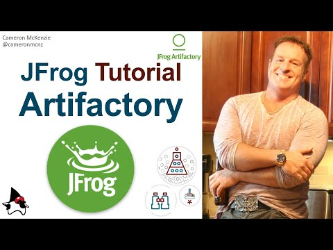 JFrog Artifactory Tutorial: Download, Setup And JAR Deployment