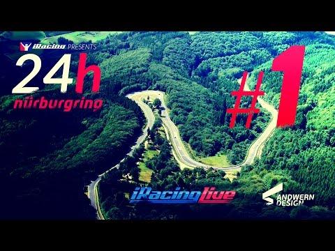 Part 1: 24 Hours Nürburgring (Hours 1-6)