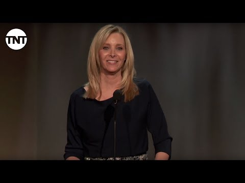 AFI LIFE ACHIEVEMENT AWARD: DIANE KEATON - Lisa Kudrow DIGITAL EXCLUSIVE | TNT