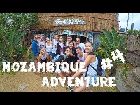 Mozambique Adventure Vlog #4