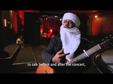 Sahel Calling / L'appel du Sahel: Abdullah of Tinariwen: musicians in Mali (fr  w/ en subtitles)