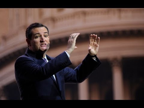 "Ted Cruz ""Likes"" Porn Video on Twitter, Staff Implies He Was Hacked"