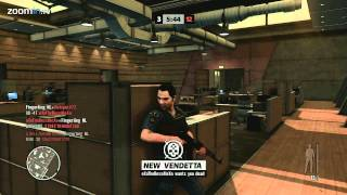 Max Payne 3 - Multiplayer Deathmatch and Team Deathmatch action (Gameplay 1080p)