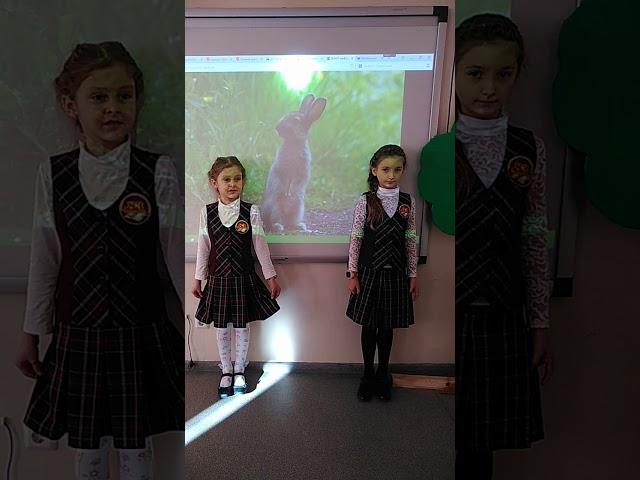 Изображение предпросмотра прочтения – ОльгаМягкова читает произведение «Зайчик» А.А.Блока
