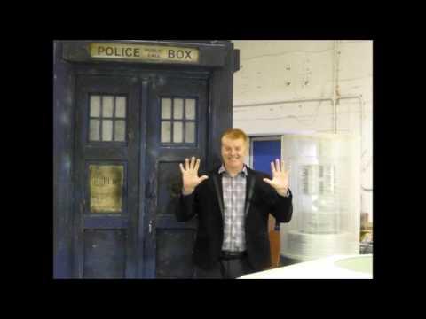 Phil Morris Doctor Who  Starburst  August 2016