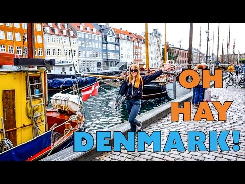 Oh Hay Denmark! Shopping for Decor in Copenhagen // My Daily Vlog Episode 36