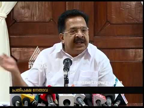 Ramesh Chennithala Press Meet | 100 days after kerala flood 25 NOV 2018