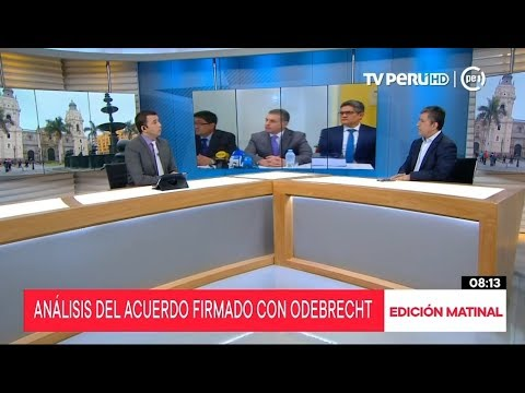 """Carlos Rivera: """"Acuerdo llenará vacíos de investigaciones"""""""