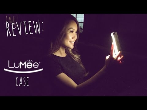 LuMee Case Review iPhone 6 Plus - Take the Perfect Selfie! 2016