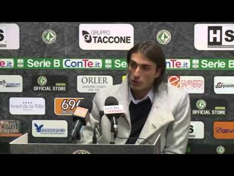 Avellino, la presentazione di Migliorini