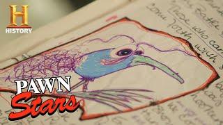 Pawn Stars: Hunter S. Thompson Notebook (Season 16) | History