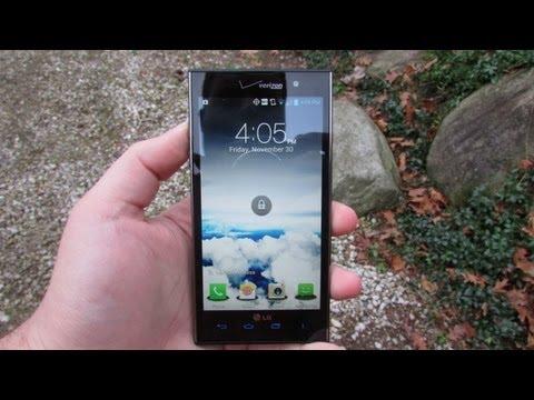 LG Spectrum II 4G VS930 (Verizon) Hands on Review