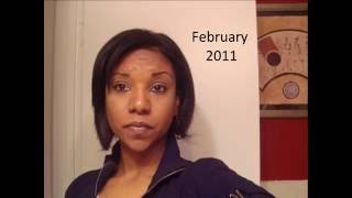 My Healthy Relaxed Hair Journey to Bra Strap Length! (BSL)