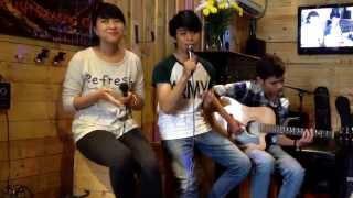 Cơn mưa tình yêu. Mini show Hội mê guitar Sài Gòn.