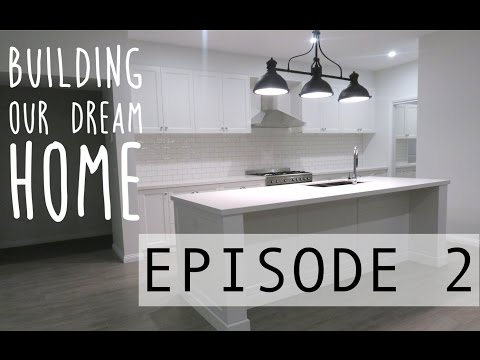 Download Youtube: BUILDING OUR DREAM HOME - EPISODE 2