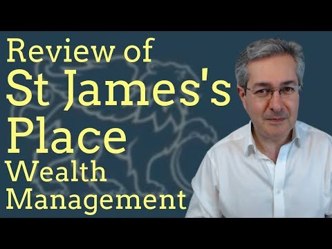 St James's Place Wealth Management Review