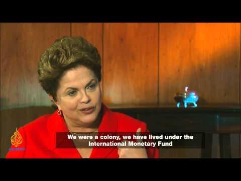 Talk to Al Jazeera - Dilma Rousseff: Transforming Brazil