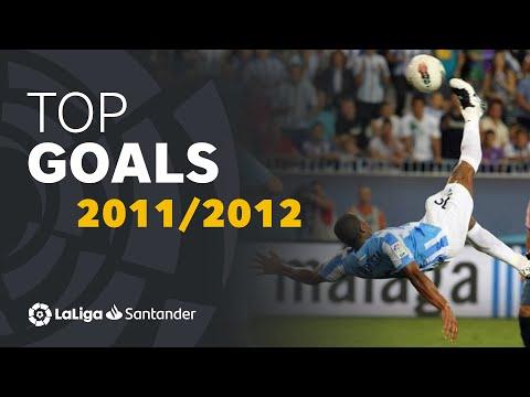 TOP GOALS LaLiga 2011/2012