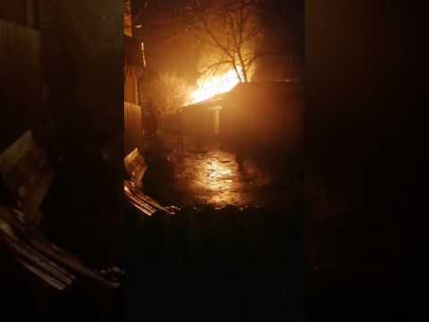 Бліц -Інфо: Пожежа на Федьковича