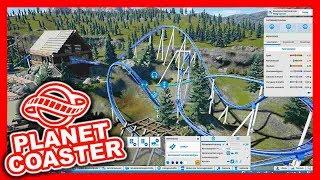 Achterbahnen verbessern - Melons Leisure Park | Planet Coaster