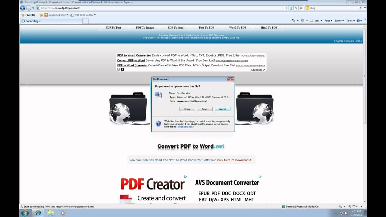 how to create a pdf file youtube