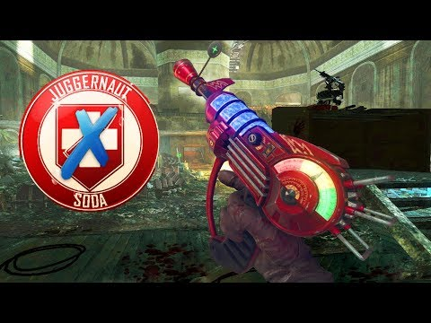BLACK OPS 1 KINO DER TOTEN NO JUGGERNOG CHALLENGE! (Call of Duty Zombies) thumbnail