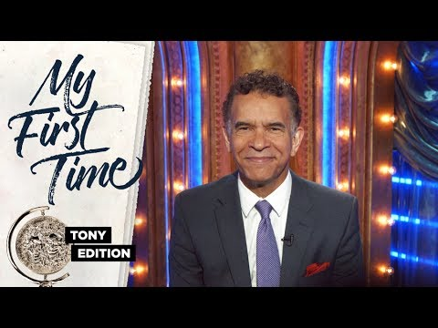 My First Time: Tony Edition - Brian Stokes Mitchell