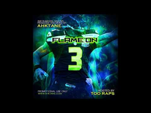 Flame On 3 (Full Instrumental Mixtape)