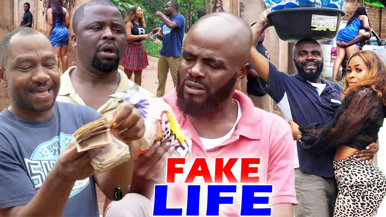 Download FAKE LIFE SEASON 1&2 - CHIEF IMO 2021 LATEST NIGERIAN NOLLYWOOD COMEDY MOVIE FULL HD