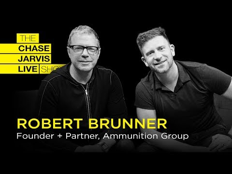 How Design Drives The World's Best Companies w/ Robert Brunner | Chase Jarvis LIVE