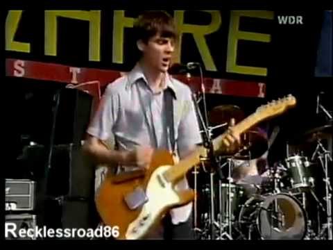 Weezer - Say It Ain't So live 1996 ( remastered )