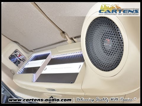 With Intro Audio Mobil Berkualitas Toyota Fortuner Focal