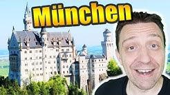 Top Sehenswürdigkeiten in München? Sommerferien-Reise 2018 in Deutschland