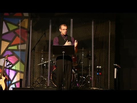 CCCB Chapel 3/14/17 Conversations with a King - Senior Sermon by Jacob Anderson