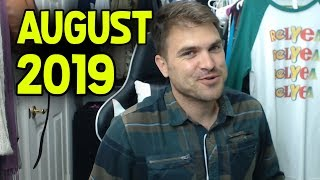 August 2019 Members Only Behind the Scenes