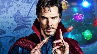 15 Things We Learned on the Set of Marvel's Doctor Strange