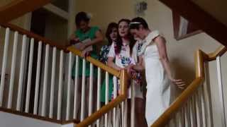 Laura and Ivan Dixon Wedding