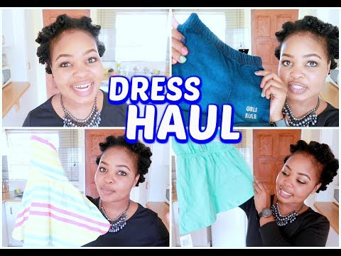 Toddler Spring dress haul || Mommy and Baby Approved || South African Youtuber