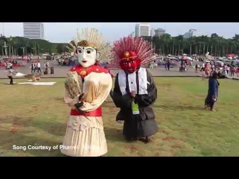 Happy - Pharrell Williams ( We Are From Sahabat Prabowo, Indonesia)