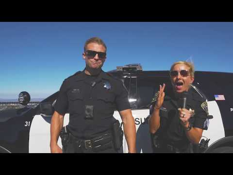 San Mateo Police Department:  The Champion by Carrie Underwood Ft. Ludacris (Lip Sync Challenge)
