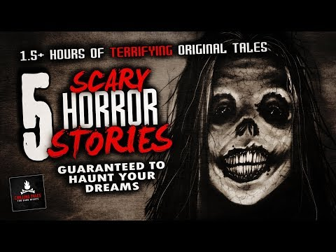 """5 Scary Stories to Haunt Your Dreams 💀 """"Something's Wrong with My Neighbor"""" & Other Tales"""