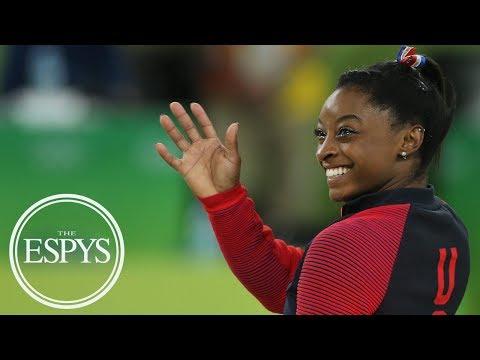 Simone Biles Already An Olympic Legend | The ESPYS | ESPN