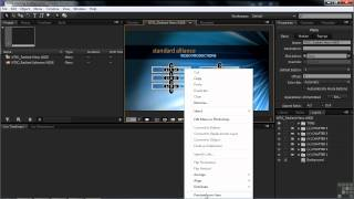 Adobe Encore CS6 Tutorials   Routing Buttons   InfiniteSkills