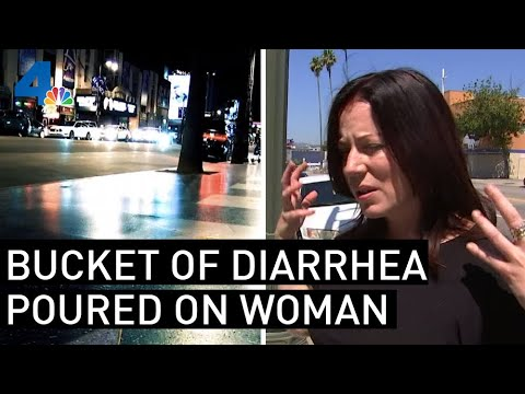 Shay Diddy - Homeless Man In California Pours HOT DIARRHEA Over Woman!