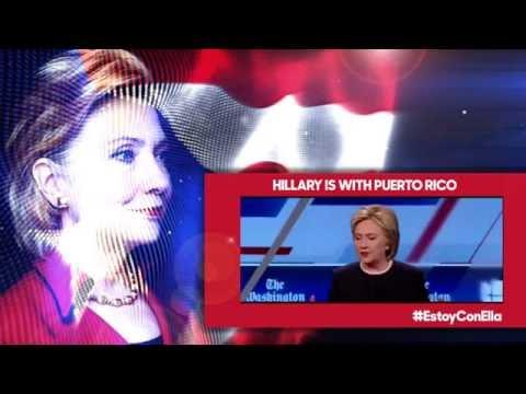 Hillary Clinton 2016 - Puerto Rico