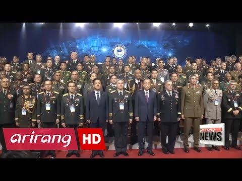 Pacific army chiefs' meeting kicks off in Seoul
