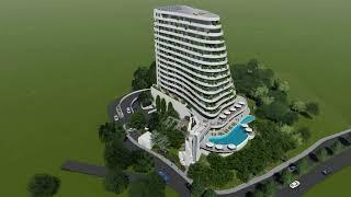Новый жилой комплекс в Бечичи Черногория Estate Monte Group