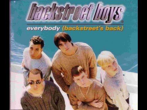 Backstreet Boys - Everybody Official Instrumental