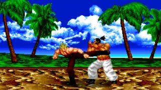 Virtua Fighter 2 (Genesis) Playthrough - NintendoComplete