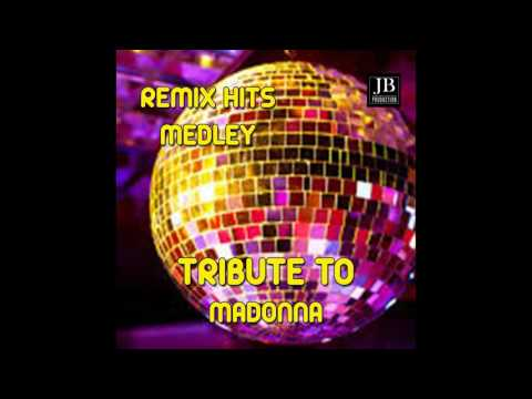 Silver - Madonna Remix Tribute Medley: Sorry / Frozen / Live to Tell / La Isla Bonita / True Blue /